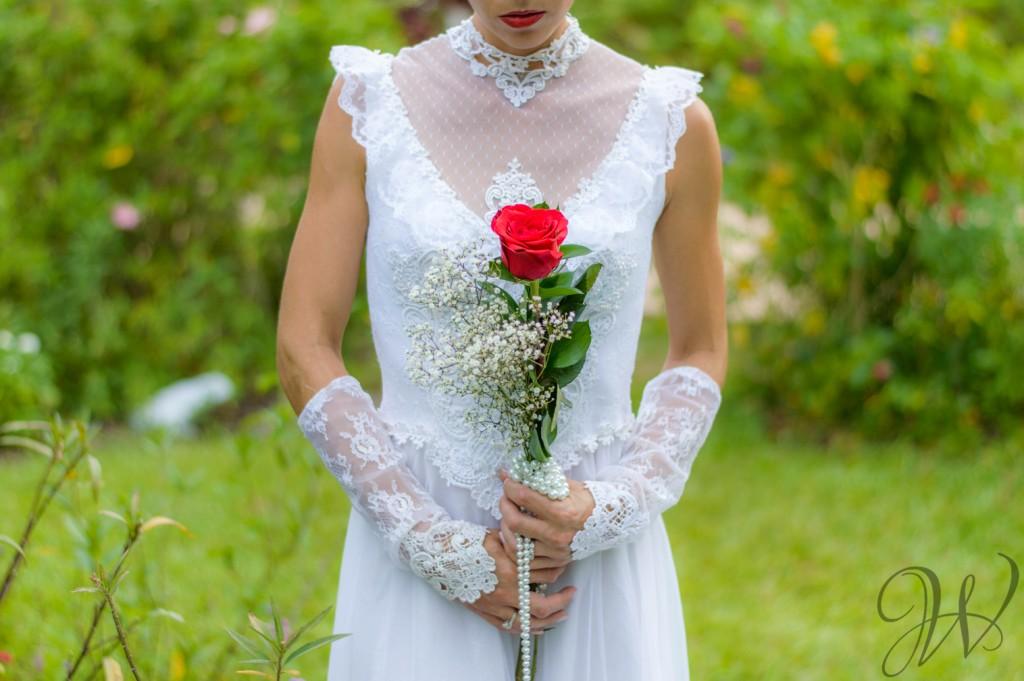 vintage bride photography